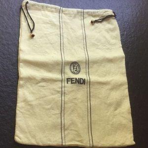 Fendi Bag Pouch